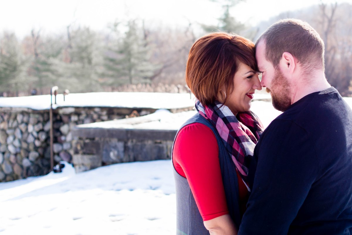 Couple's Valentine's Day Session/Goshen, NY [Michelle &Bill]
